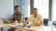 обговорення ходу робіт з розробки програмного забезпечення для реєстрації і оцінки проектів регіонального розвитку, які беруть участь у конкурсах на отримання фінансування_8