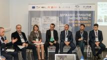 Панельна дискусія «ДПП – механізм залучення приватних інвестицій для реалізації проектів на місцевому рівні»_16