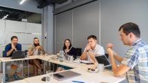 обговорення ходу робіт з розробки програмного забезпечення для реєстрації і оцінки проектів регіонального розвитку, які беруть участь у конкурсах на отримання фінансування_15
