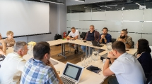 обговорення ходу робіт з розробки програмного забезпечення для реєстрації і оцінки проектів регіонального розвитку, які беруть участь у конкурсах на отримання фінансування_1