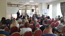 Семінар з підготовки проектів державно-приватного партнерства, в якому взяли участь фахівці з регіонального розвитку Дніпропетровської та Запорізької областей_1