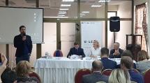 Семінар з підготовки проектів державно-приватного партнерства, в якому взяли участь фахівці з регіонального розвитку Дніпропетровської та Запорізької областей_2
